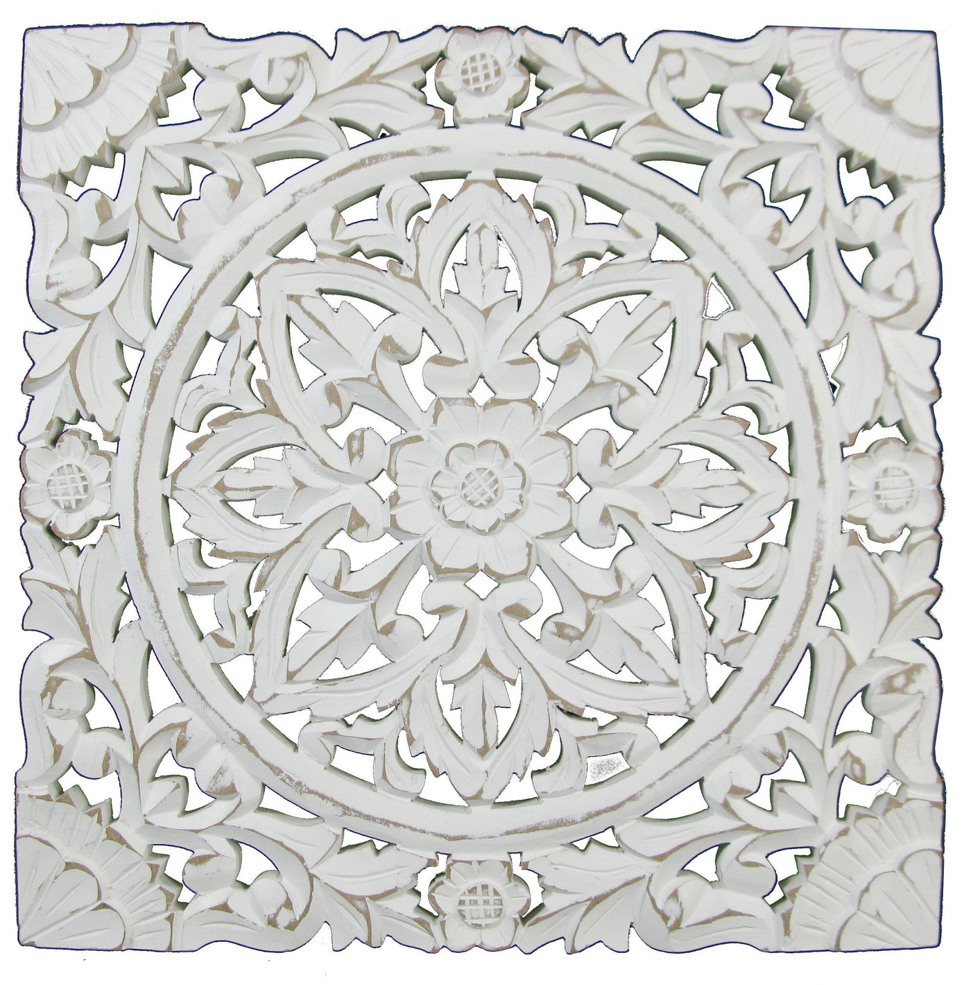 Ornate Moroccan Wooden Wall Art