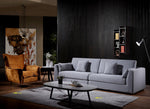 Small apartment classic fabric sofa-JFYS10
