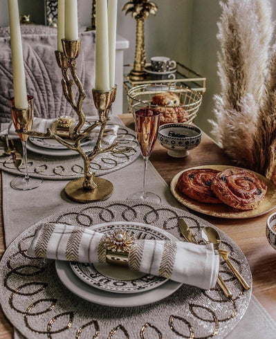 Setting Your Table For The Holidays with Joanna Buchanan