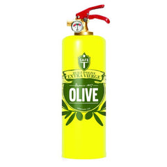 olive fire extinguisher
