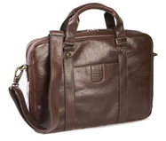 Becker Zip Briefcase by Boconi | The Emperor's Lane