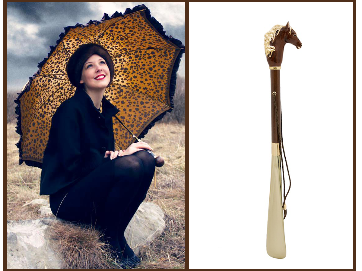 Luxury Umbrellas & Shoe Horns
