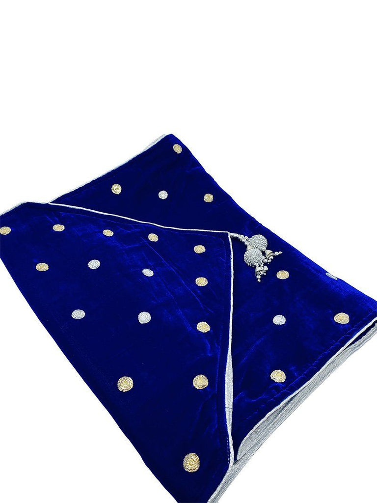 Elite Royal Blue Table Runner