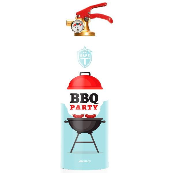 BBQ Fire Extinguisher