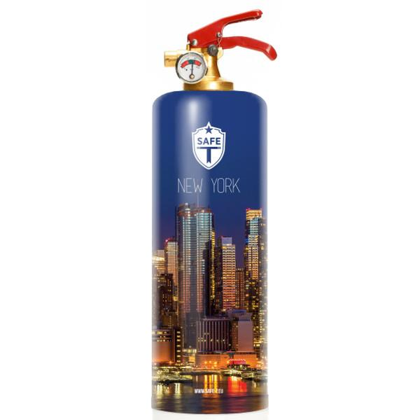 New York Fire Extinguisher - The Emperor's Lane