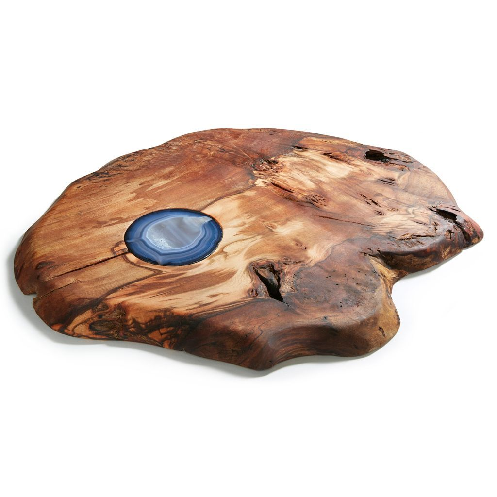 Afora Large Wood Platter - The Emperor's Lane