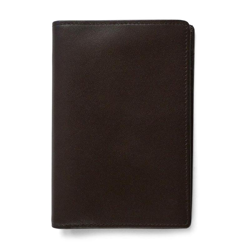 Grant Passport Case, Espresso - The Emperor's Lane