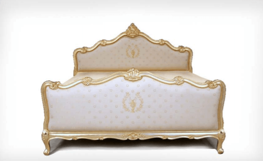 Louis XVI Bed, King - The Emperor's Lane