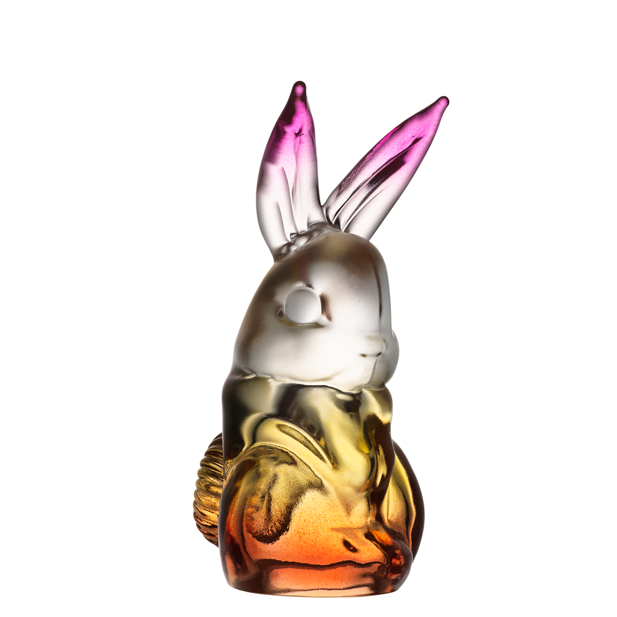 My Wide Life Rabbit, Glass Art – The Emperor's Lane