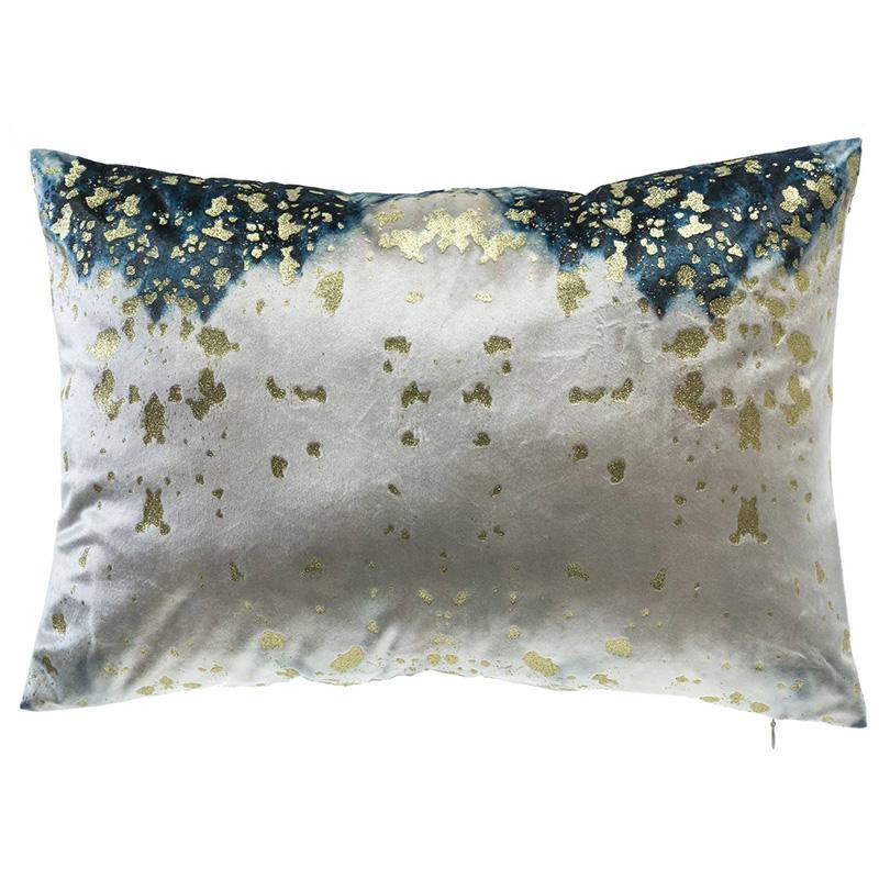 Arles Abstract Print Pillow - The Emperor's Lane