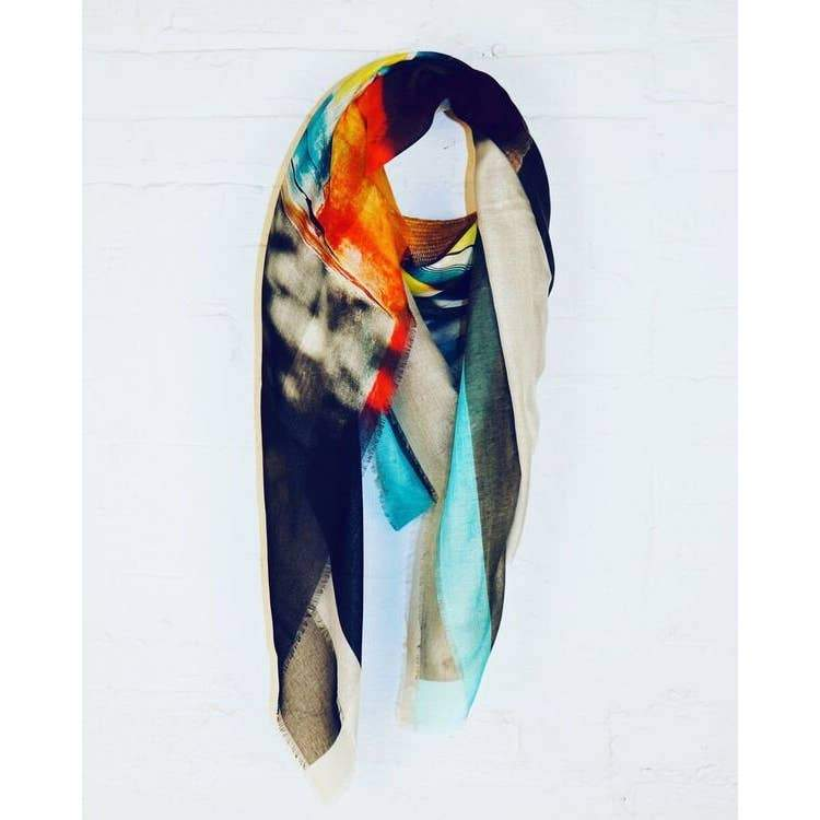 Marrakesh Scarf With Mask