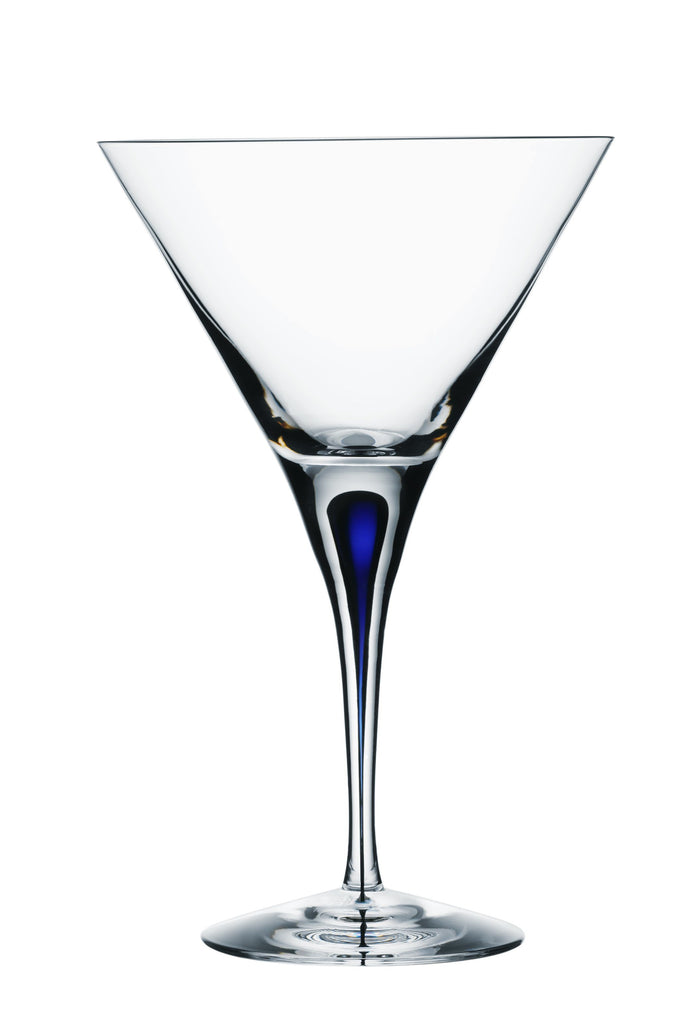 Intermezzo Martini Glass Glasses Orrefors