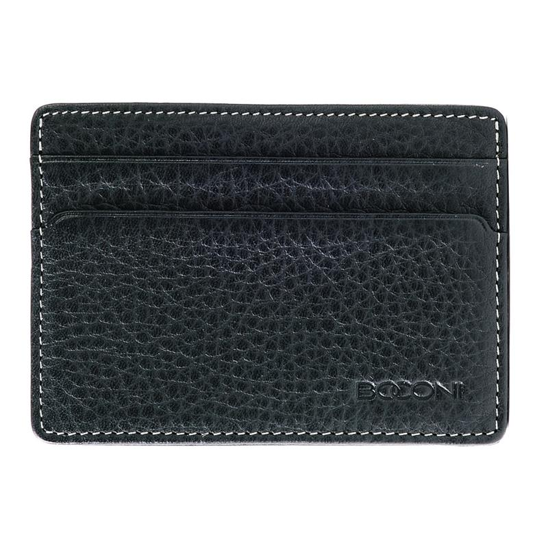 Tyler Weekender ID Card Case, Black
