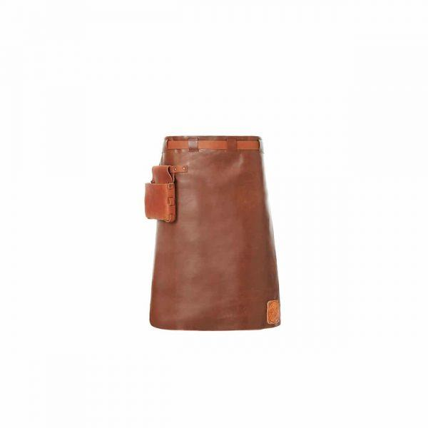 Waist Down Leather Apron Long - The Emperor's Lane