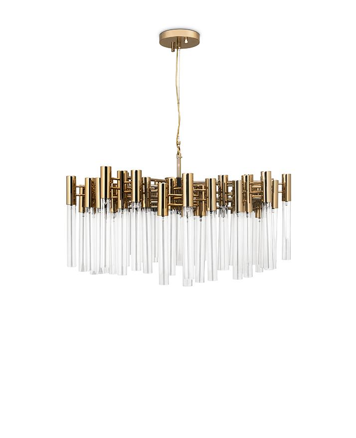 Burj Suspension Light - The Emperor's Lane