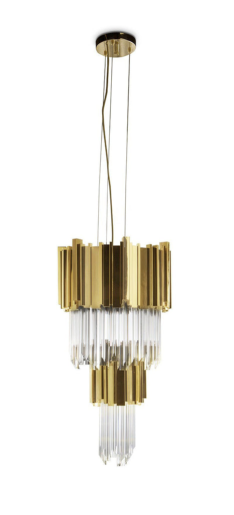 Empire Pendant Light - The Emperor's Lane