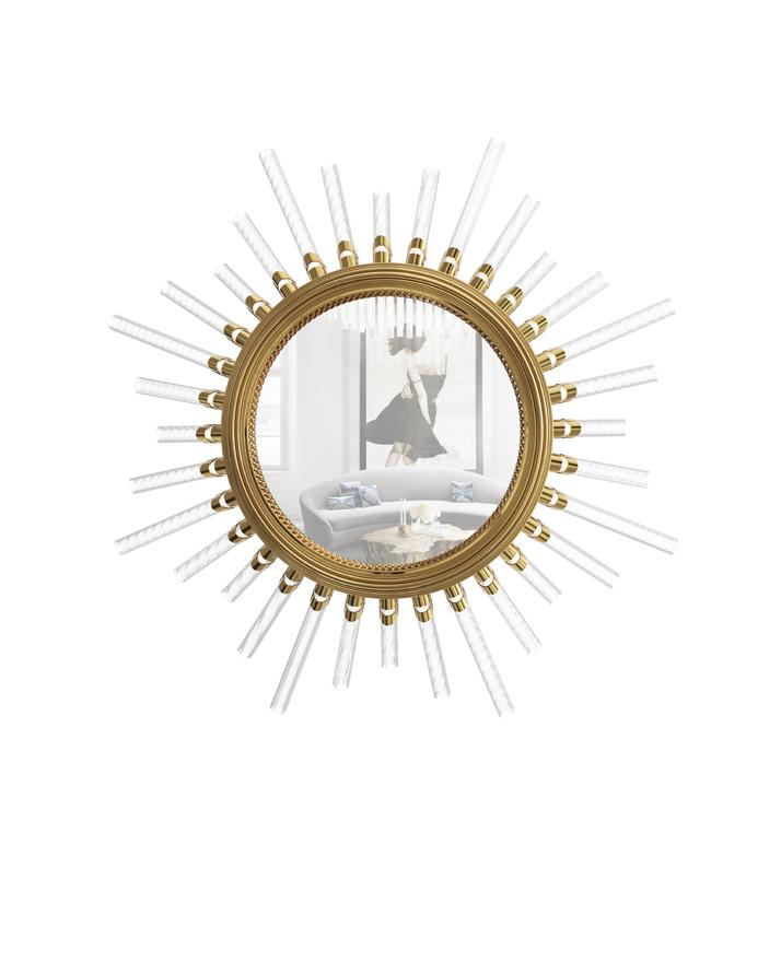 Majestic XL Wall Light Mirror - The Emperor's Lane