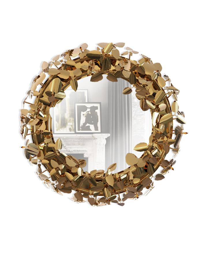 Mcqueen Wall Light Mirror - The Emperor's Lane