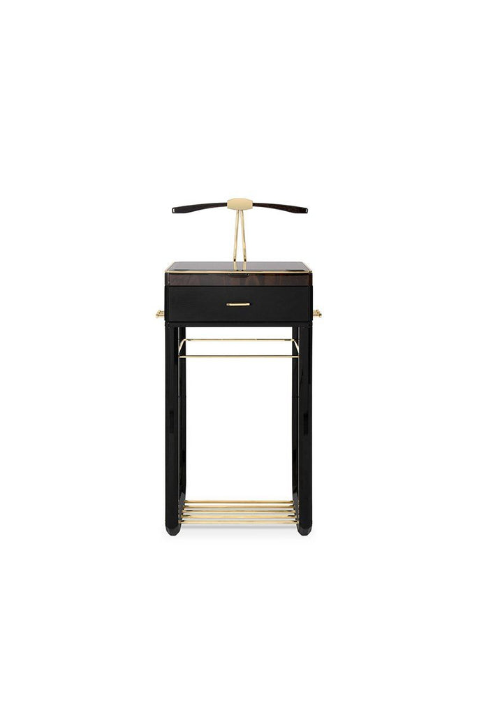 Waltz Valet Stand Accent Tables Luxxu