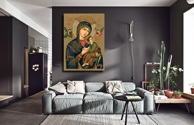 Mother Mary - Our Lady Of Perpetual Help
