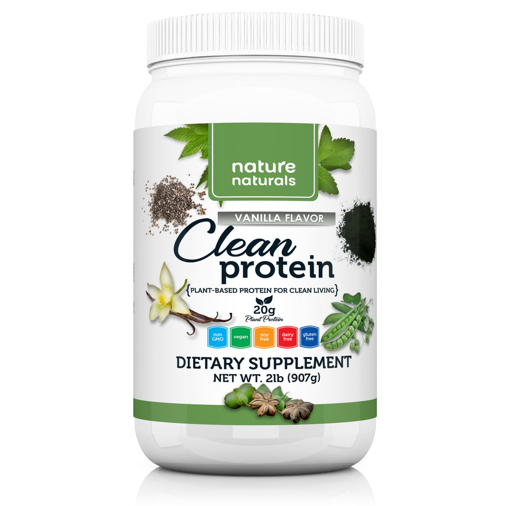 Clean Vegan Protein Powder