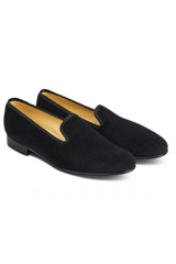 Trickers CHURCHILL VELVET SLIPPER