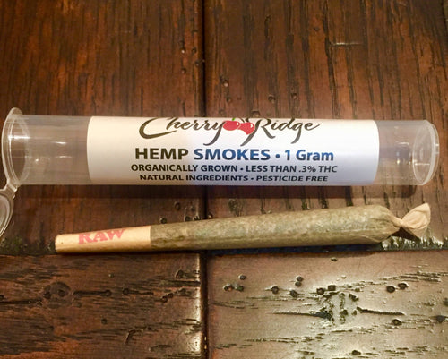 Cherry Ridge Hemp Smokes