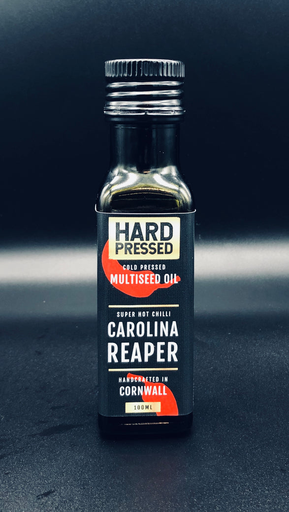 Carolina reaper oil 100ml