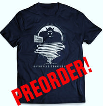 Load image into Gallery viewer, PREORDER - BEAST Tornado T-Shirt (Navy Blue)