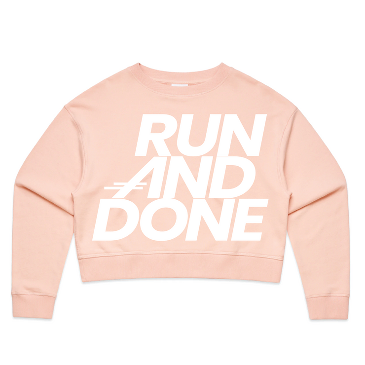 The Run and Done Sweatshirt