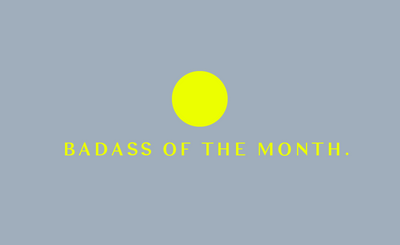 Badass of the Month: Liz Klinger from Lioness
