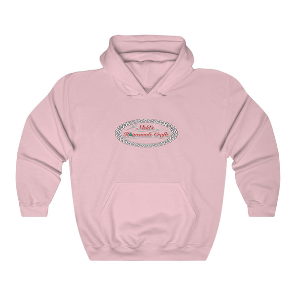 """Nicki's Homemade Crafts"" - Unisex Heavy Blend™ Hooded Sweatshirt"