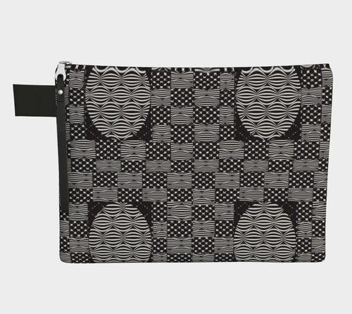 Art of Where_Carry-All Zipper Pouch_0005 Pattern Mirrors