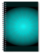 Load image into Gallery viewer, A Beam of Light - Spiral Notebook
