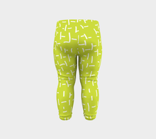 Load image into Gallery viewer, Art of Where_Leggins-baby 6 months to 3 years_Orient Green