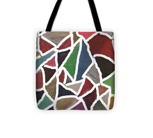 Load image into Gallery viewer, Pixels_Tote Bag_Earthly Patches