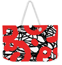 Load image into Gallery viewer, Overflow - Weekender Tote Bag