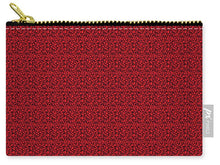 Load image into Gallery viewer, See Red Thru Lace - Carry-All Pouch