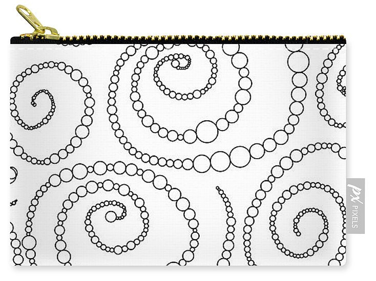 String of Pearls - Carry-All Pouch
