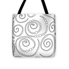 Load image into Gallery viewer, String of Pearls - Tote Bag
