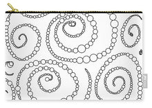 Load image into Gallery viewer, String of Pearls - Carry-All Pouch
