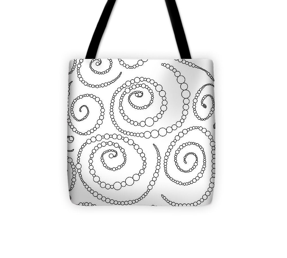 String of Pearls - Tote Bag