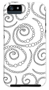 String of Pearls - Phone Case