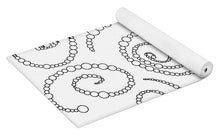 Load image into Gallery viewer, String of Pearls - Yoga Mat