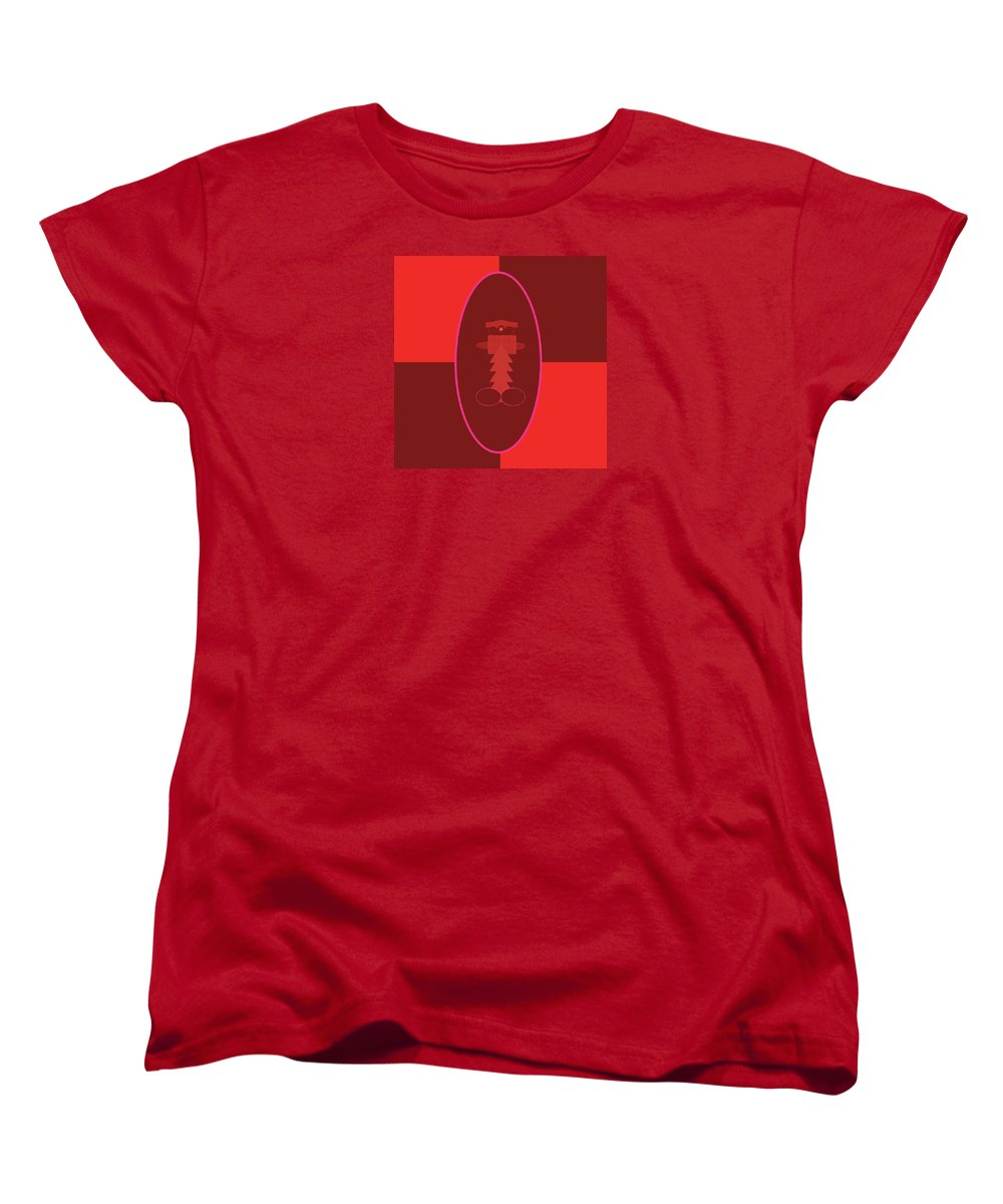 Pixels_T Shirt Women (Standard Fit)_The Little Man