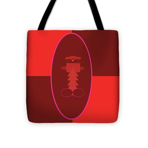 The Little Man - Tote Bag