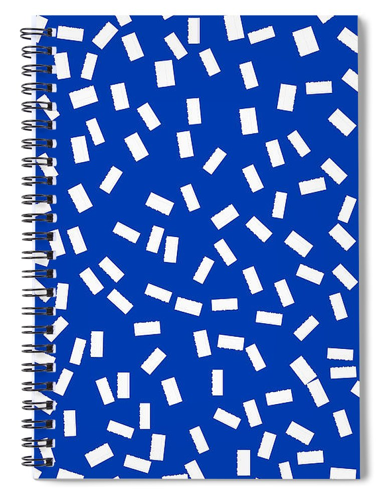 Pixels_Notebook Spiral Bond_Tickets