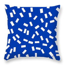 Load image into Gallery viewer, Pixels_Pillow Throw_Tickets
