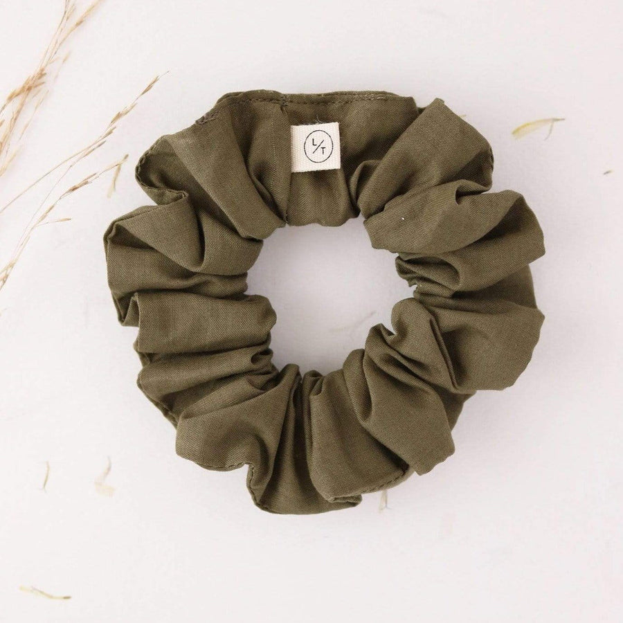 Mini Sunday Cotton Scrunchie
