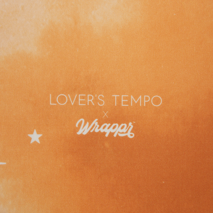 Wrappr x Lover's Tempo Reusable Gift Wrap